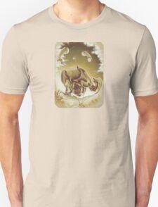 The Catcher, Surreal Nature Unisex T-Shirt