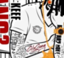 Chief Keef Bang 3 Sticker