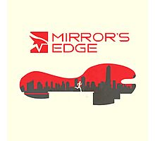 Mirror´s Edge Photographic Print