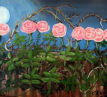 The Rose Bush by cruserart