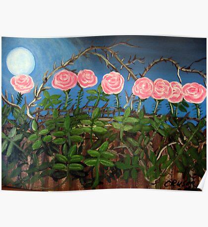 The Rose Bush Poster