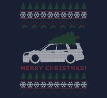Forester Ugly Christmas Sweater (SG9) by Snoshado