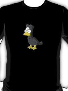 Bart Simpson - Three-Eyed Raven T-Shirt