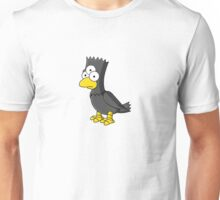 Bart Simpson - Three-Eyed Raven Unisex T-Shirt