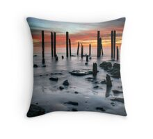 Port Willunga Throw Pillow