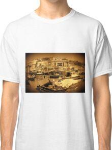Marsaxloxx Harbour, Malta G.C. Classic T-Shirt