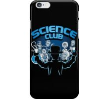 Science Club iPhone Case/Skin