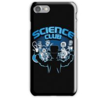Science Club iPhone Case/Skin