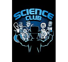 Science Club Photographic Print
