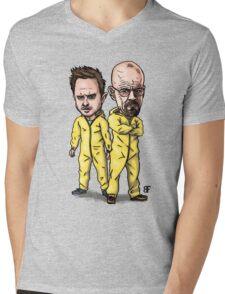 Boiler Suits Mens V-Neck T-Shirt