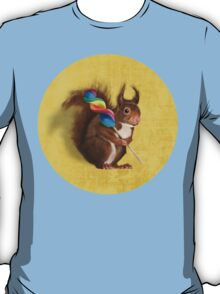 A funny squirrel T-Shirt