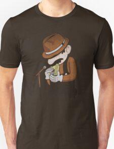 8-Bit Blues Unisex T-Shirt