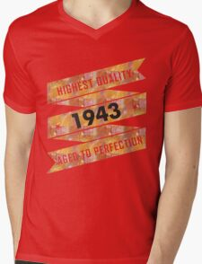 Highest Quality 1943 Aged To Perfection T-Shirt