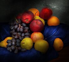 Food - Fruit - Fruit still life  by Mike  Savad