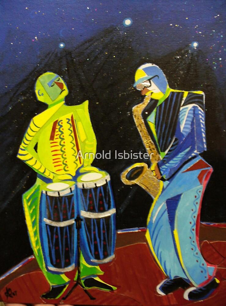 Jam'n Sum Jazz by Arnold Isbister