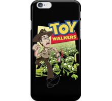 Toy Walkers (color) iPhone Case/Skin