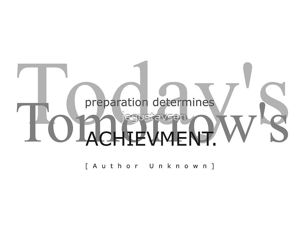 Today-Tomorrow by jegustavsen