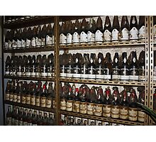 Madeira Wine All Ages Photographic Print