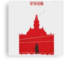 The Evil Within Canvas Print
