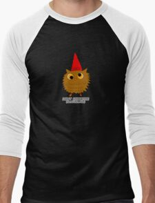 Owl Stereotype Men's Baseball ¾ T-Shirt