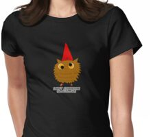 Owl Stereotype Womens Fitted T-Shirt