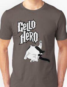 Cello Hero: Cat Edition T-Shirt