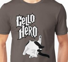 Cello Hero: Cat Edition Unisex T-Shirt