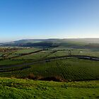 Cuckmere Meanders by mikebov