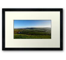 Cuckmere Meanders Framed Print