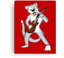 COOL CAT T-SHIRTS Canvas Print