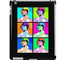 Pop Art - Johanna iPad Case/Skin