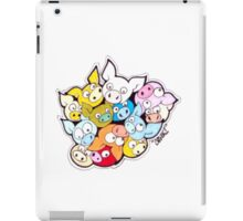 The Crowded Oink! iPad Case/Skin