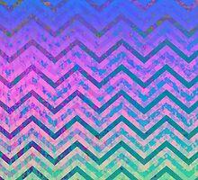 Zig Zag Chevron Pattern by Medusa81