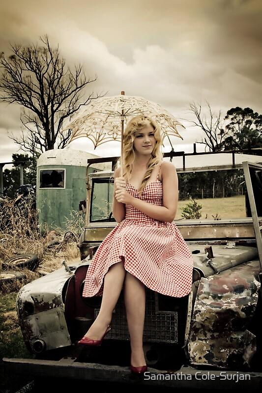 Waiting for Tin Man by Samantha Cole-Surjan