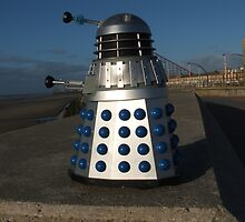 The dalek. by saoirse breheney