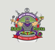 TMNT Master Shredder's Soup House Unisex T-Shirt