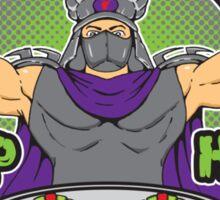 TMNT Master Shredder's Soup House Sticker