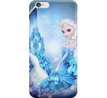 Frozen Elsa  iPhone Case/Skin
