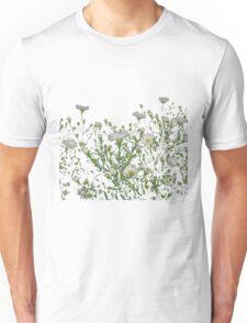 Little Garden flowers Unisex T-Shirt