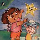 Dora & Boots by vivianne