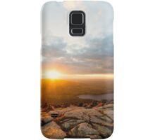 Cadillac Sunset Samsung Galaxy Case/Skin