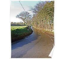 Water Lane Poster
