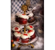 Sweet - Cupcake - How much is that cake in the window Photographic Print