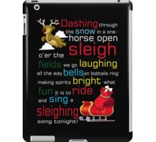 Jingle Bells iPad Case/Skin