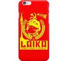 Laika the Cosmodog iPhone Case/Skin