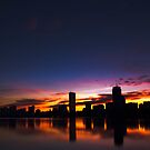 Sunrise Along the Charles by MJSinclair