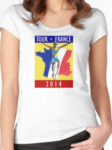 Vainqueur Women's Fitted Scoop T-Shirt