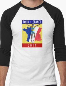 Vainqueur Men's Baseball ¾ T-Shirt