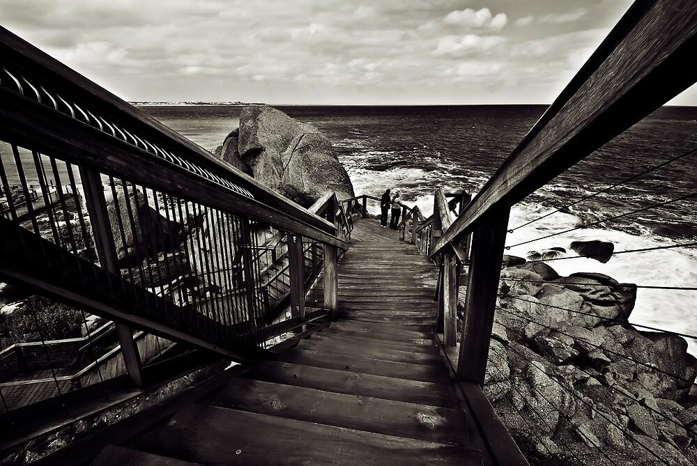 Granite Island by Craig Hender