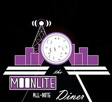 The Moonlite All-Nite Diner by Chuppy